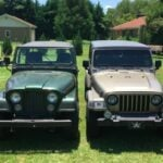 , What Are The Differences Between A Jeep CJ5 Vs. CJ7?