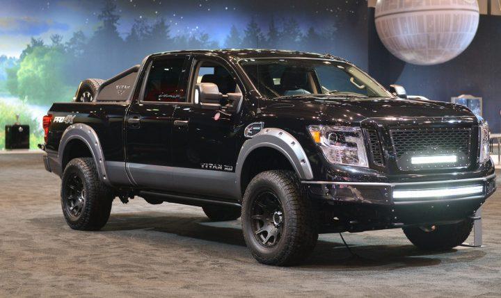 nissan that looks like a jeep