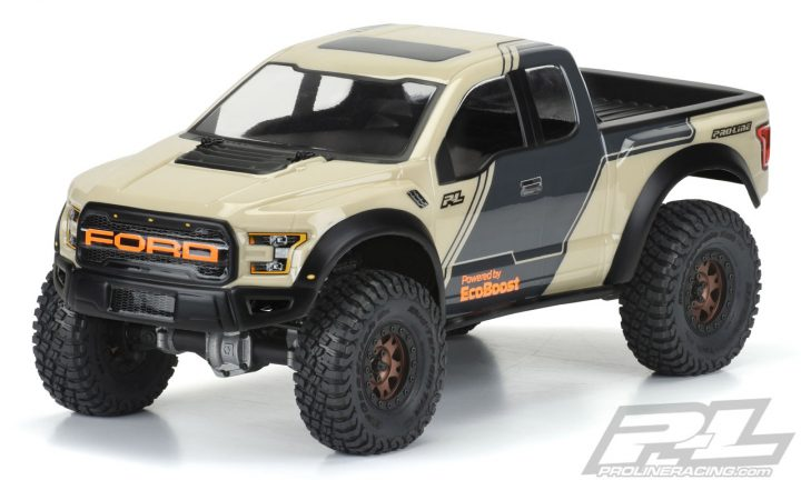 ford raptor that looks like a jeep