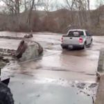 kepr action news local heros save neighbors from flood with tractors and 4x4 trucks
