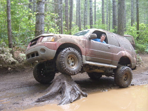 explorer that looks like a jeep