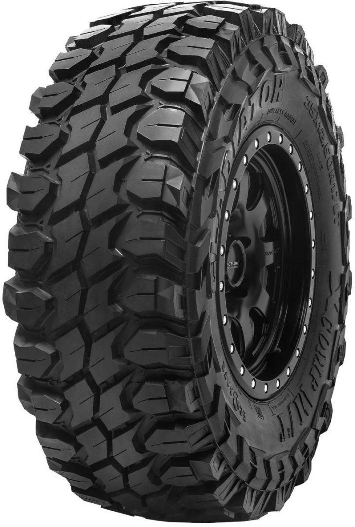 most aggressive all terrain tire gladiator
