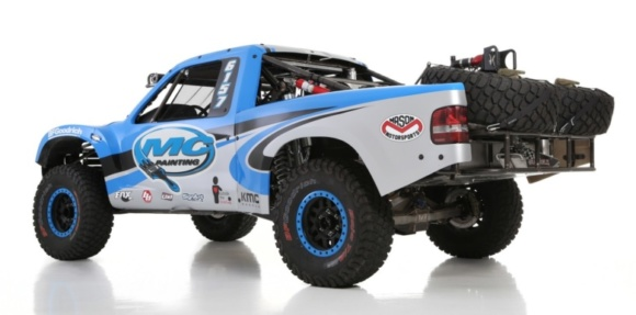 How Much Does A Trophy Truck Weigh, How Much Does A Trophy Truck Weigh?