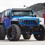 Jeep Nitto Mud Grappler tires 4×4