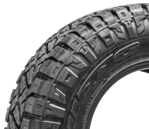 most aggressive all terrain tire grappler