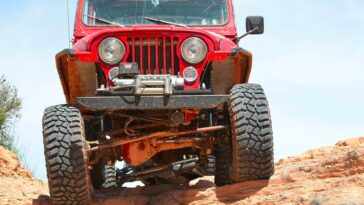 , Tips For Off Road Driving for Beginners – Where To Begin