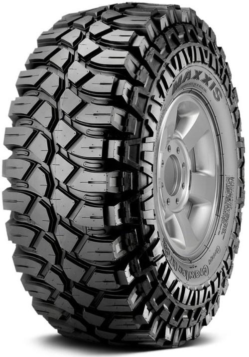 Maxxis most aggressive all terrain tire