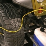 , How To Flatten A Tire Quickly And Legally