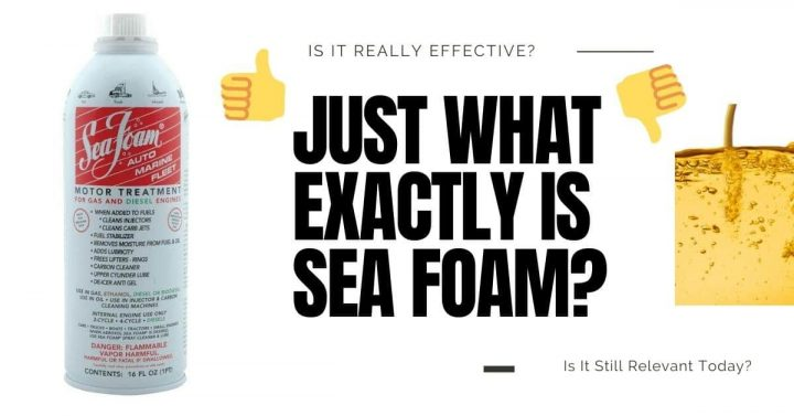does seafoam work, sea foam is good for your engine, how do i use sea foam