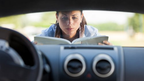 reading owners manual can extend life of vehicle