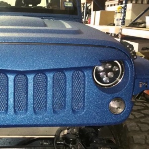 kevlar paint for jeep