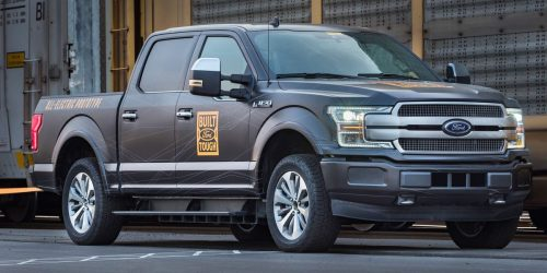 will ford make an electric truck, Will Ford Make An Electric Truck?