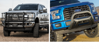What Is A Brush Guard On A Truck