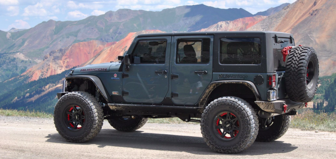 what is Jeep Anvil Color