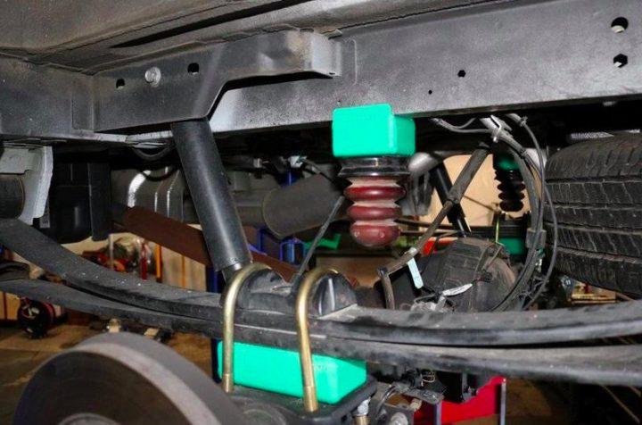 truck lift kits bad