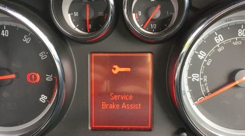 Service Brake Assist, What Does Service Brake Assist Mean?
