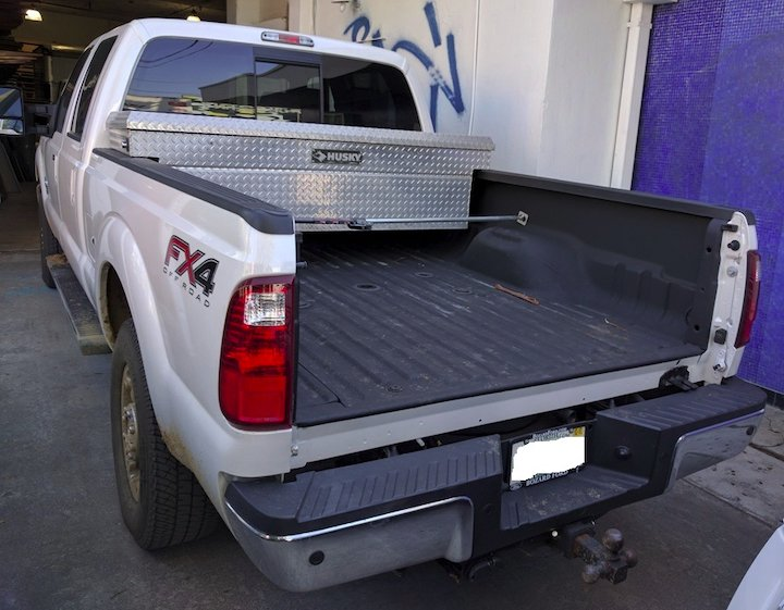 Is It Legal To Drive With The Tailgate Down, Is It Legal To Drive With The Tailgate Down?