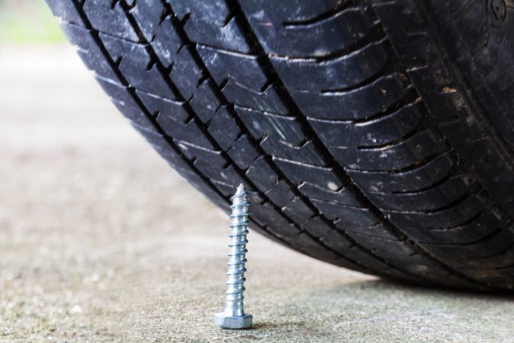 Plugged Tire, Is It Safe To Drive With A Plugged Tire?