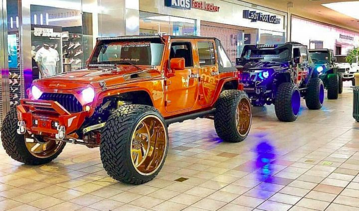 jeep mall crawler, Are You Serious? What Is A Jeep Mall Crawler?