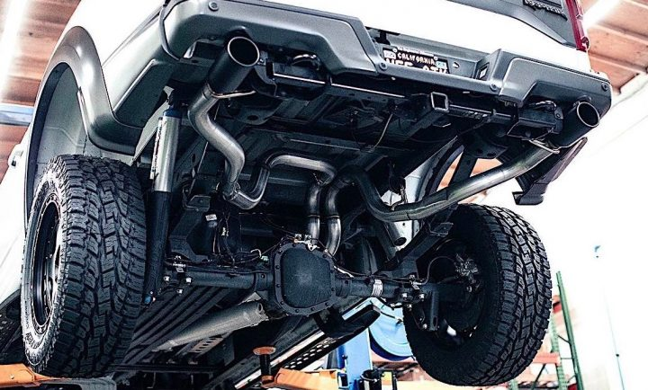 Raptor Off Road Exhaust System Scaled