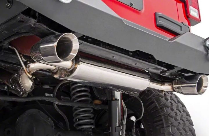 what is the best off road exhaust system for my truck?
