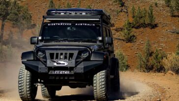 Jeep Sahara Off Road, What Are The Jeep Sahara Off Road Capabilities?