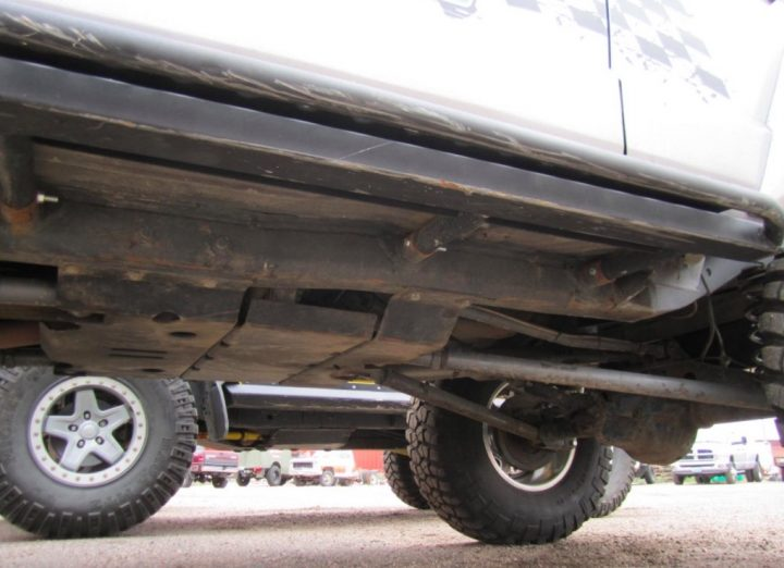 Rock Sliders Are Worth It And Necessary To Protect Your Truck Scaled