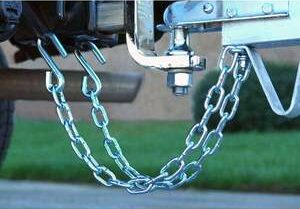 Trailer Safety Chains Basics, Trailer Safety Chains Basics: What You Need To Know