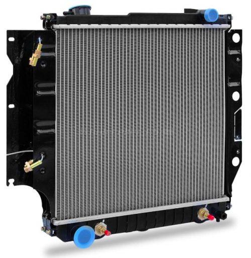 stayco jeep tj replacement radiator
