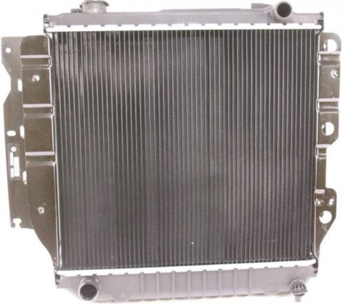 best replacement radiator jeep tj