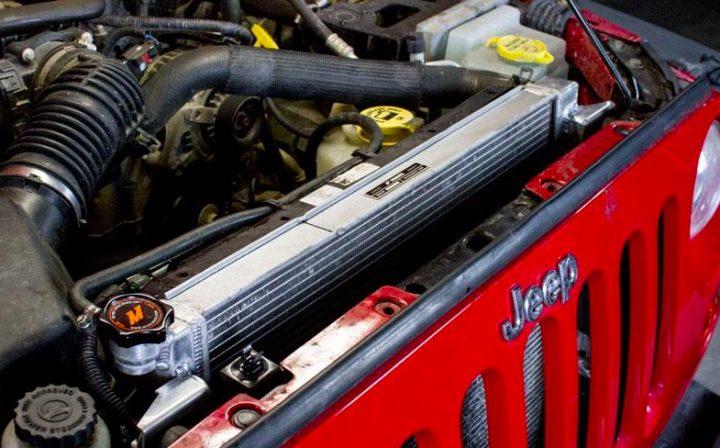 important jeep radiator care diy