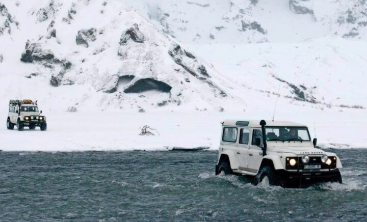 Ford Rivers Properly In Iceland, Tips on How to Ford Rivers Properly In Iceland