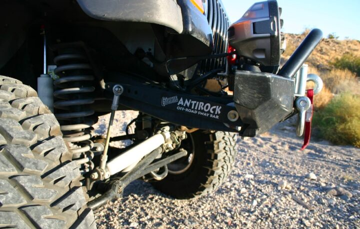 Currie Anti Rock Sway Bar, What Is A Currie Anti Rock Sway Bar? The Rundown