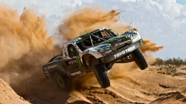 Tacoma Trophy Truck, 2022 Toyota Tacoma Trophy Truck: Built To Go To Places