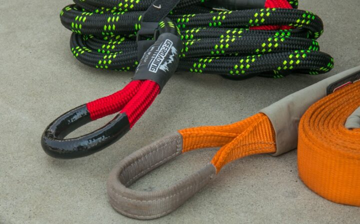 Kinetic Recovery Rope vs Snatch Strap, Kinetic Recovery Rope vs Snatch Strap – The Head To Head