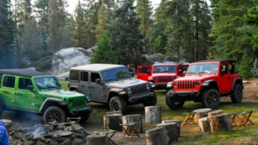 Jeep Wrangler JK and jku, What's the Difference Between a Jeep Wrangler JK and a Jeep Wrangler JKU?