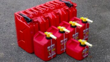 how to dispose of old plastic gas cans, How To Dispose Of Old Plastic Gas Cans?