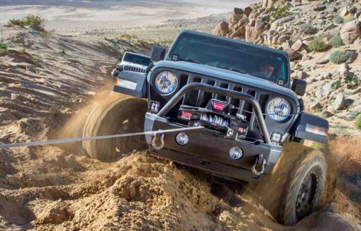 how to Pick An Off Road Winch, How To Pick An Off-Road Winch For 4×4 Truck